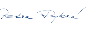 Podpis Petra